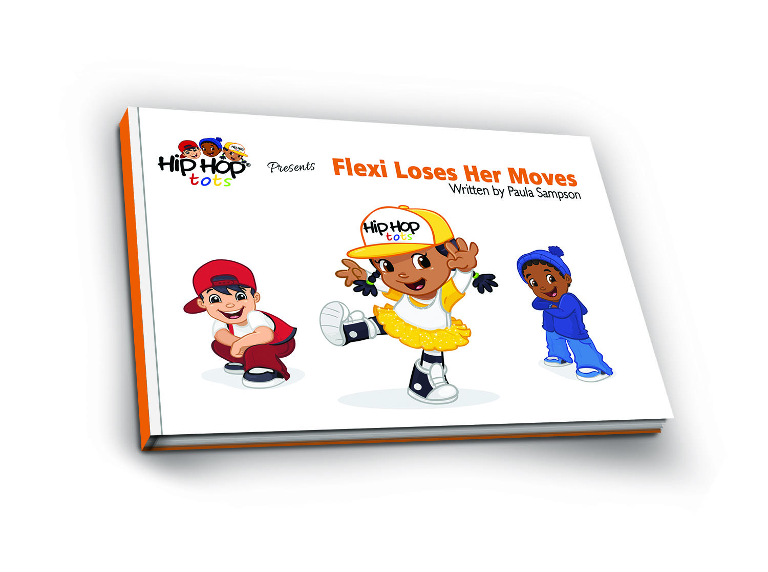 Flexi Loses Her Moves - a dance picture book