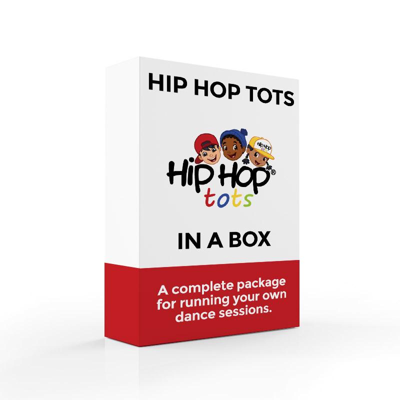 Hip Hop Tots in a Box